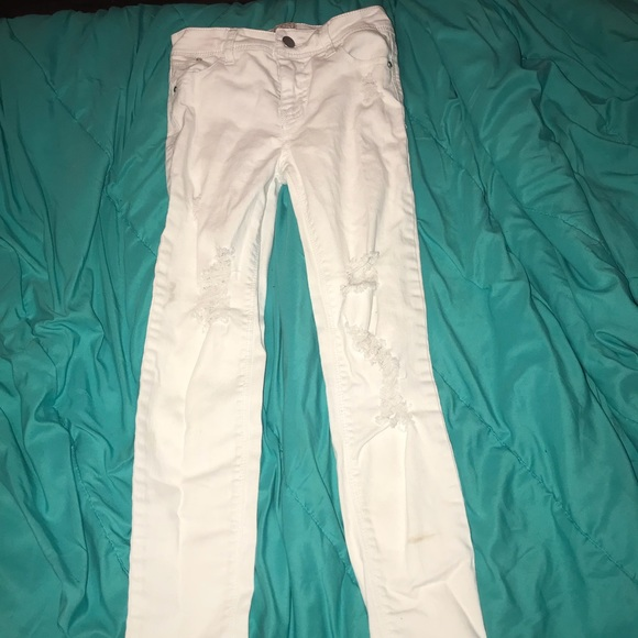 GB girls Other - White GB girl jeans